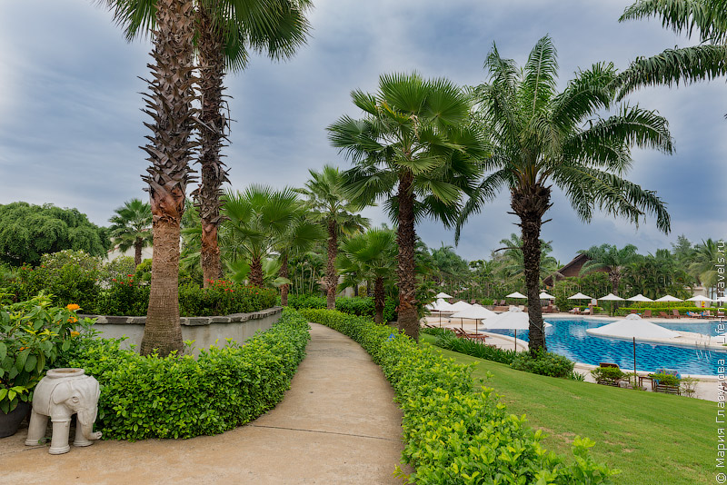 Palm Garden Beach Resort & Spa в Хойане, Вьетнам