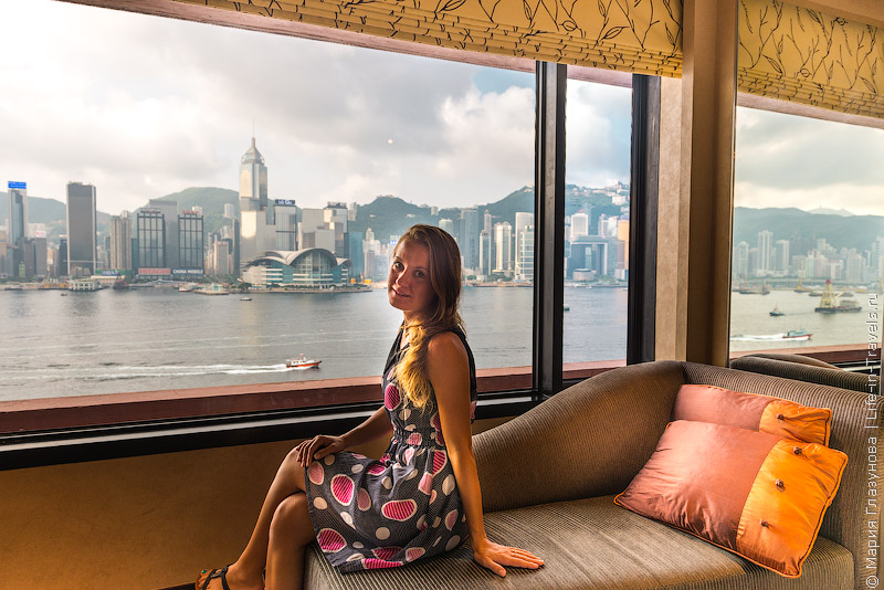 Отель Intercontinental Hong Kong