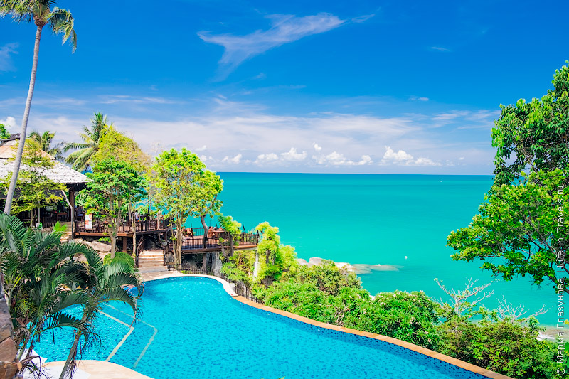 Panviman Resort Koh Phangan, пляж Тонг Най Пан Ной, Панган, Таиланд