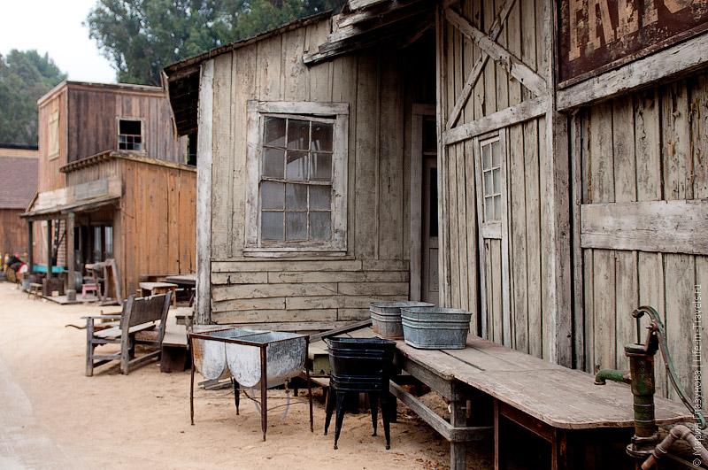 Мексиканская деревня