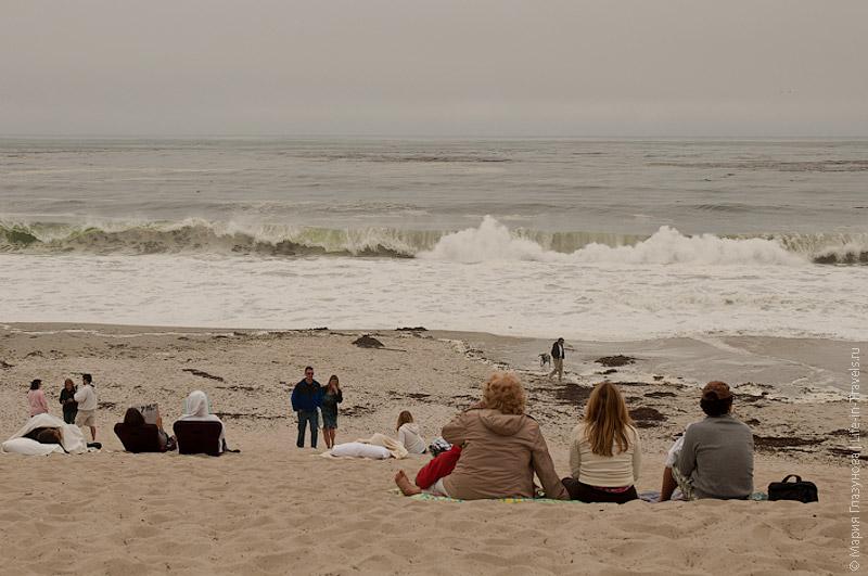 Отдых с видом на море