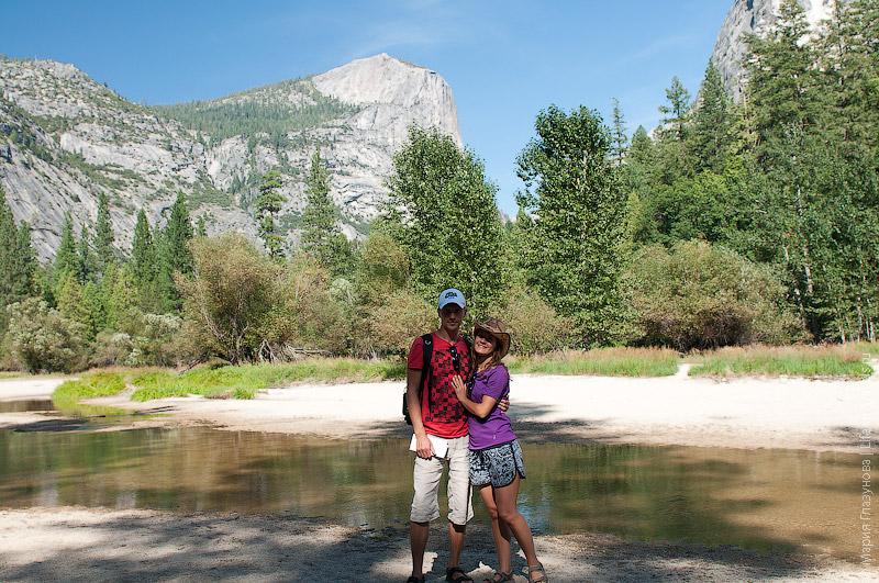 Озёра в Йосемити