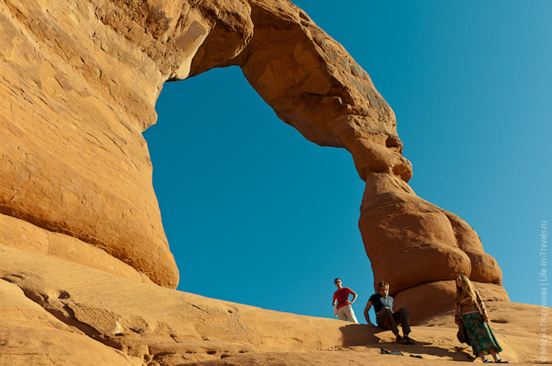 Изящная арка
