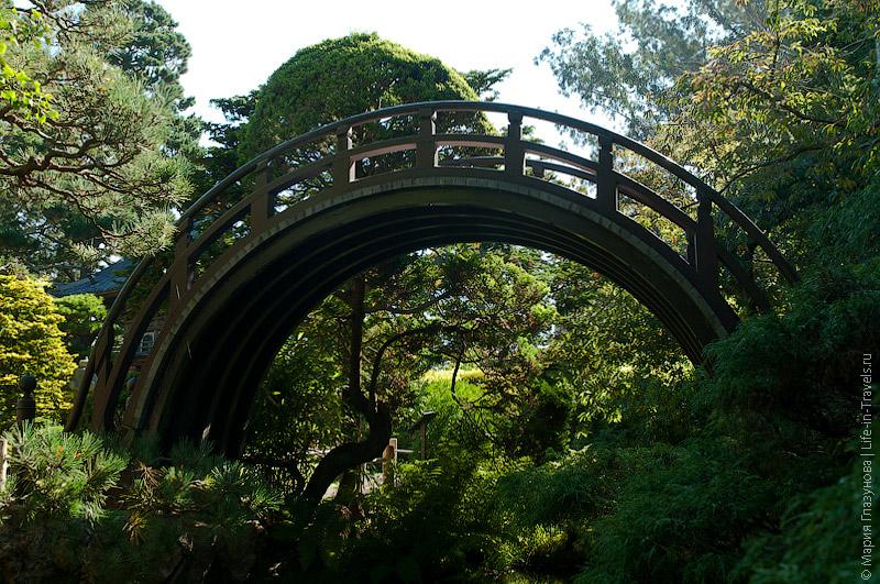 Японский чайный садик