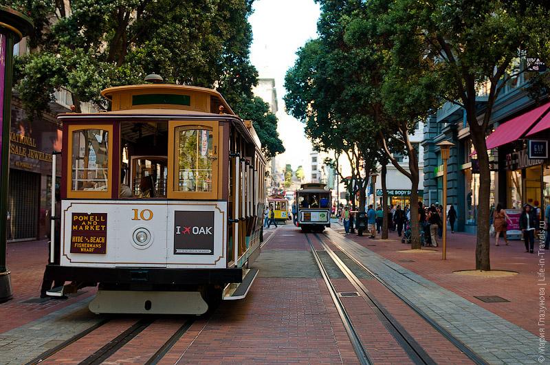 Кабельный трамвай