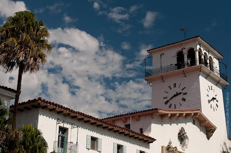 Испанский монастырь