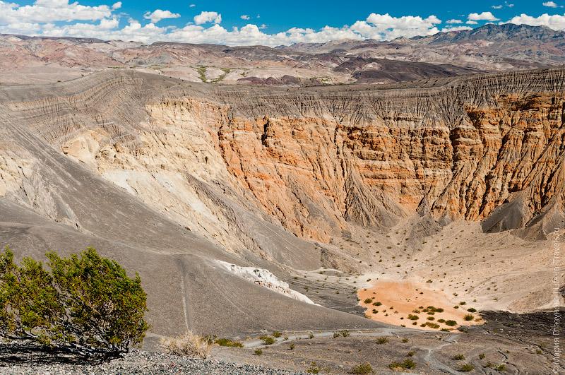 Вулкан Убехебе