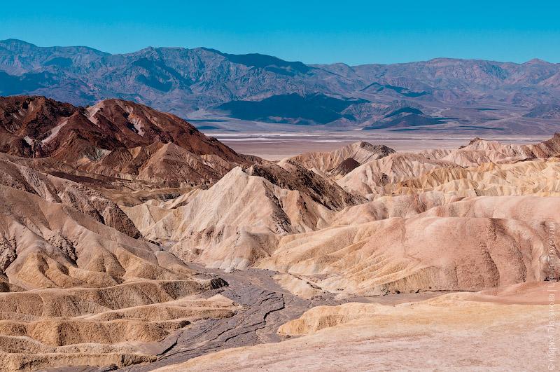 Пустынные пейзажи