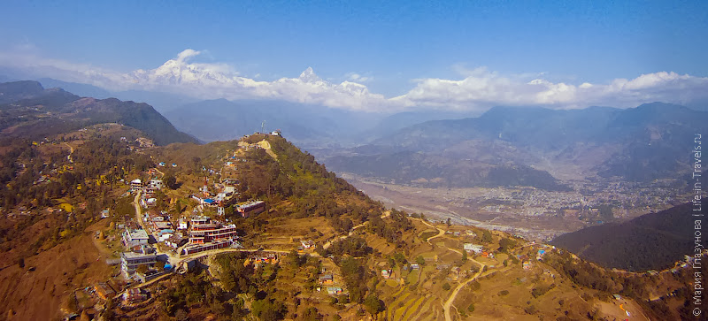 Полёт над Гималаями