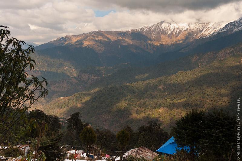 Гималаи в Непале