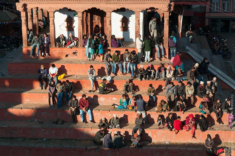 Дурбар в Катманду