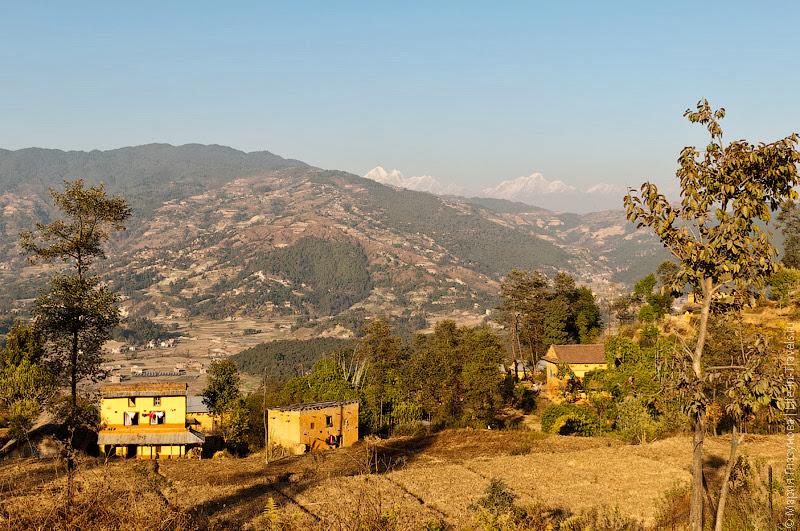 Непальские селенья