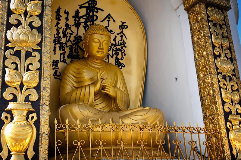 Будда в Непале