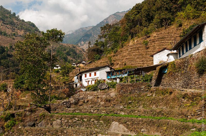 Непальские деревни