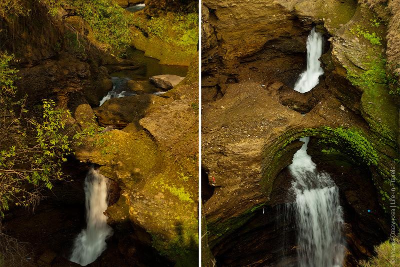 Водопад Devil's Falls