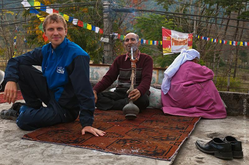 Быт непальцев