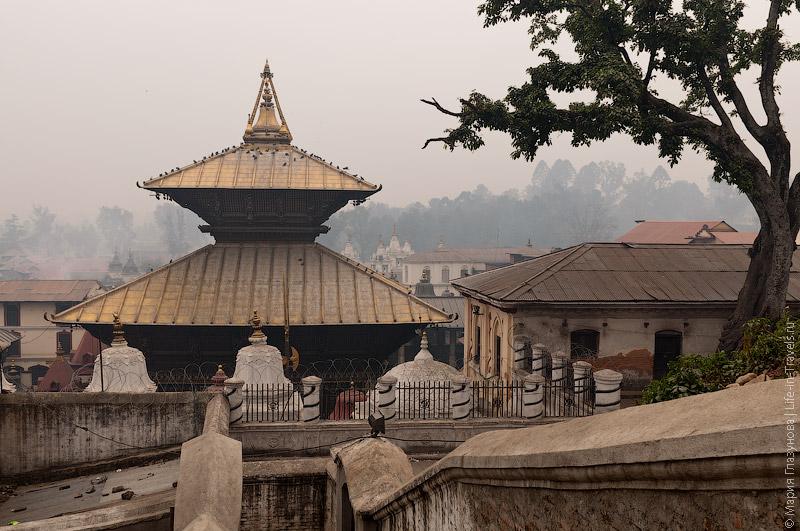 Пашупатинатх в Катманду