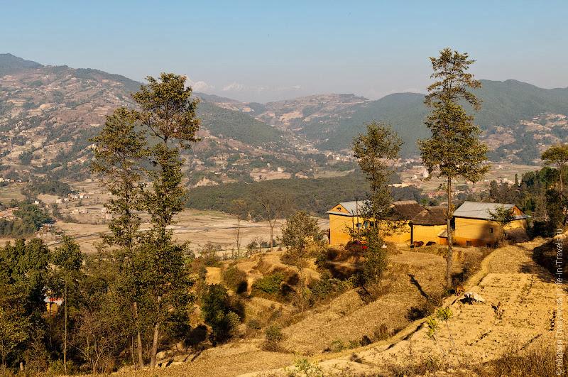 Непальские деревушки