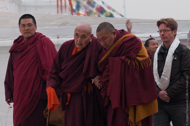 Уважаемый монах