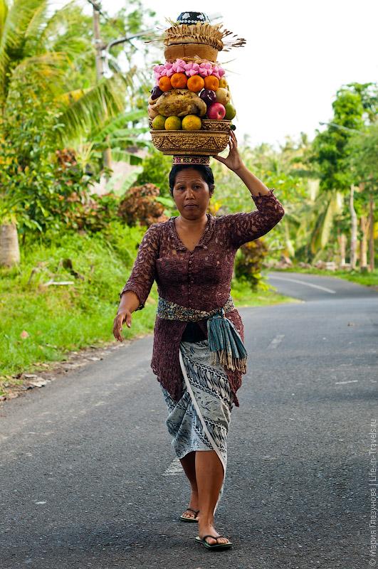 Балийские традиции
