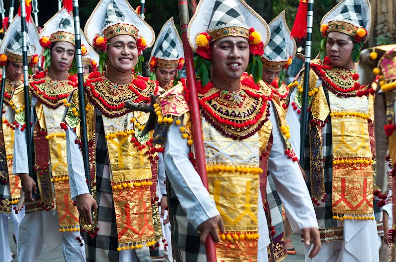 Церемониальная процессия