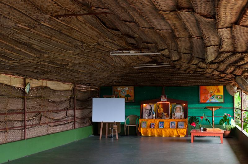 Йога в Индии – ашрам Шивананды (Shivananda ashram) в Керале
