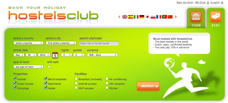 http://www.hostelsclub.com