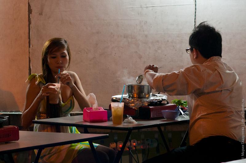Рестораны в Сингапуре