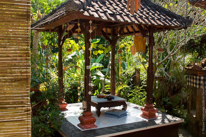 Дома, Убуд, Бали