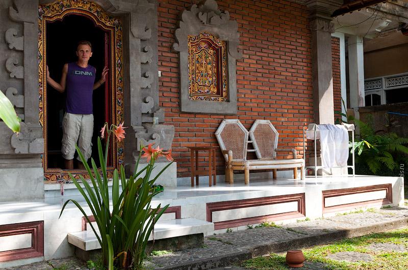 Дом в Убуде на Бали