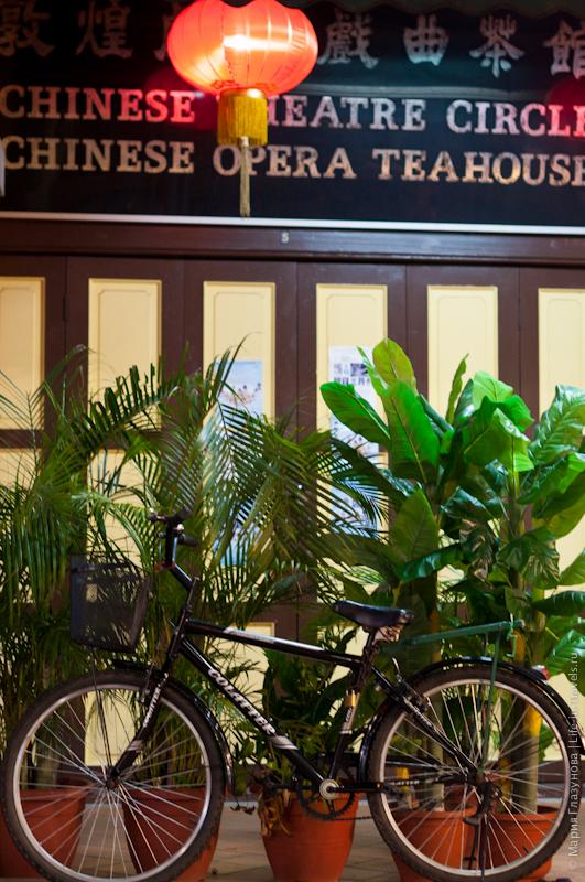 Китайский театр в Сингапуре