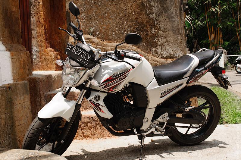 Мотоцикл Yamaha Byson