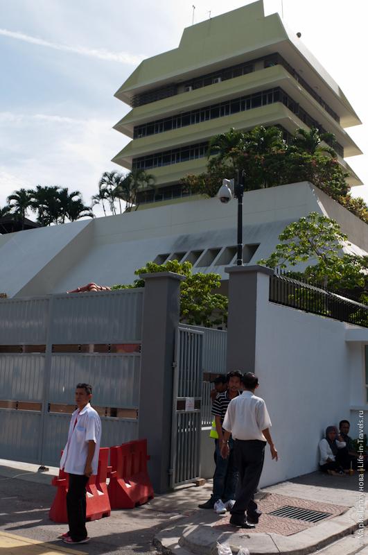 Посольство Индонезии в Куала-Лумпуре