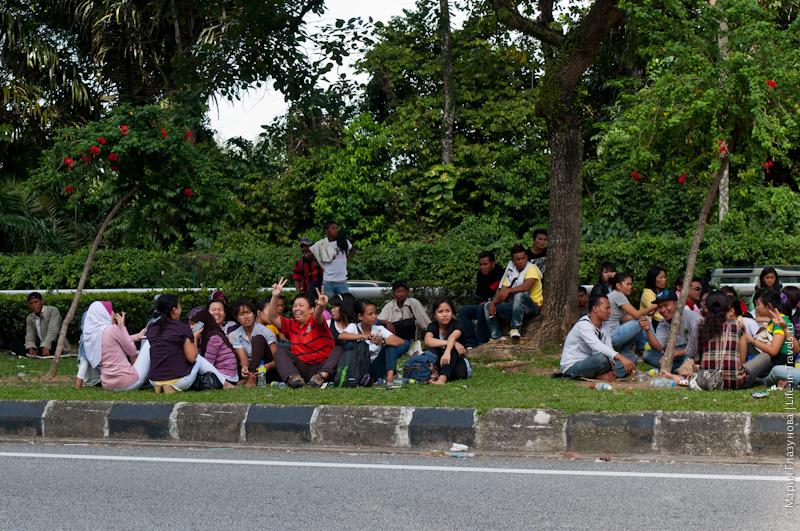 Консульство Индонезии в Малайзии, оформление визы в Индонезию