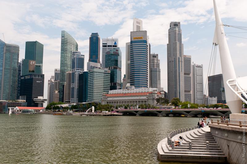 Сингапур - город будущего