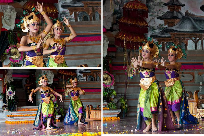 Танец Легонг