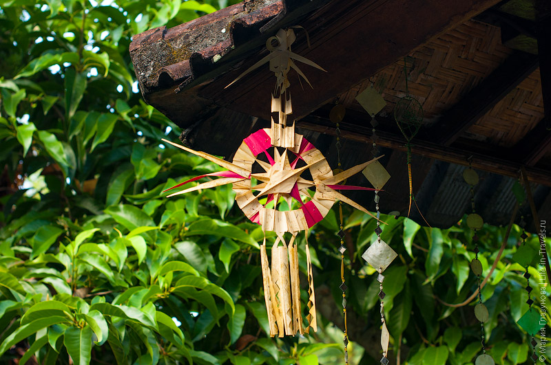 Балийские украшения