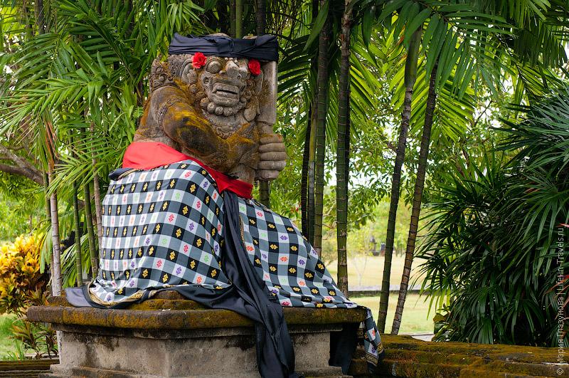 Обычаи на Бали