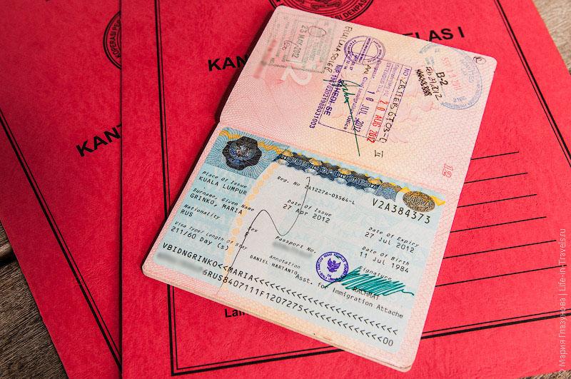 Продление индонезийской визы в Денпасаре