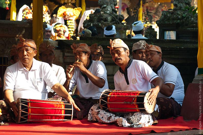 Музыканты в храмах