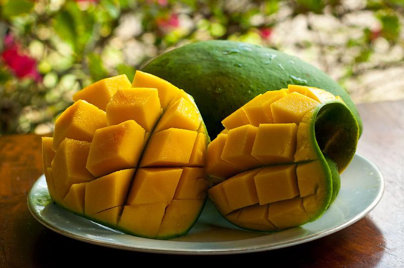 Манго Харуманис (Mango Harumanis)