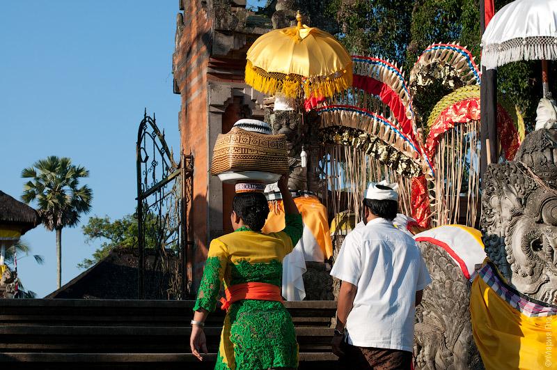 Балийские храмы
