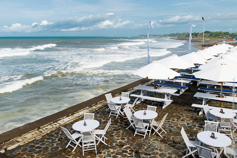 Пляж Эхо (Echo beach), Бали