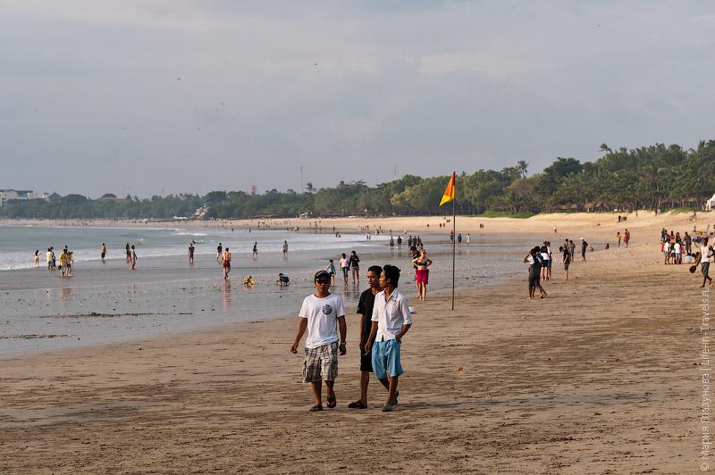 Пляж Джимбаран, Букит, Бали