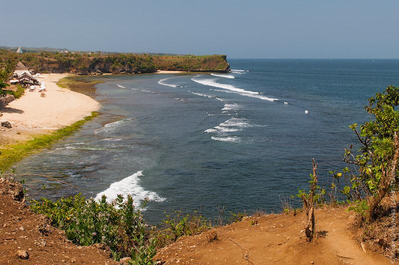 Пляж Баланган, Букит, Бали