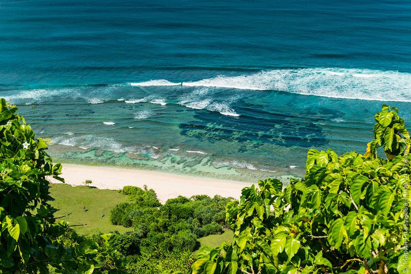 Пляж Ньянг Ньянг (Nyang Nyang Beach), Бали
