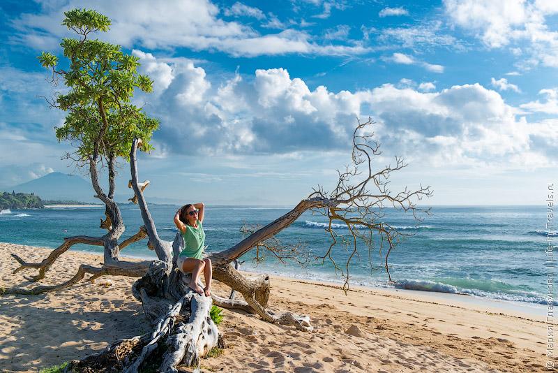 Пляж Гранд Никко (Grand Nikko Beach), Бали
