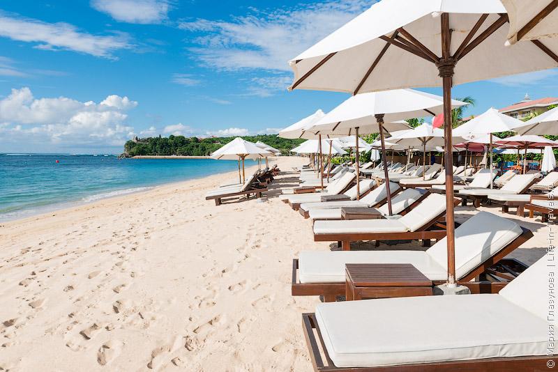 Пляж Гегер (Geger Beach)