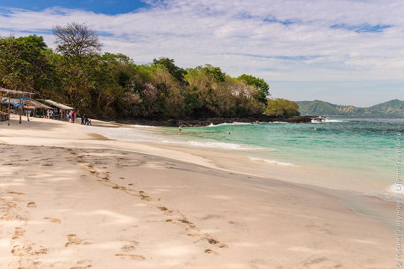 Пляж Паданг-Бай (Padang Bay), Бали