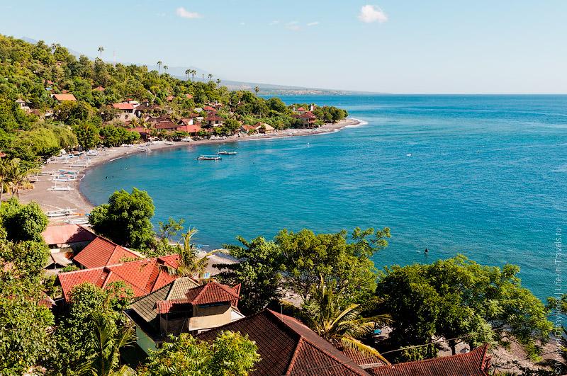 Пляжи Амеда, Бали